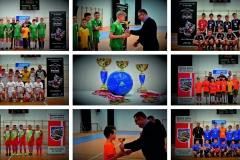 Halowy Turniej Młodzików o Puchar Wójta Gminy Gdów